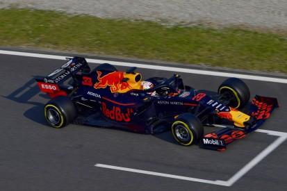 """Kaum Probleme"": Verstappen hat ""positiven Tag"" mit Red-Bull-Honda"