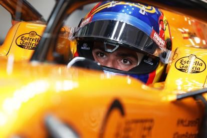 Sainz bei McLaren glücklich - wenn da nicht die Schmutzwäsche wäre ...