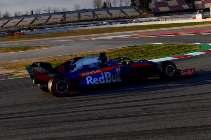 Formel-1-Testfahrten Barcelona 2019: Schon wieder glänzt Toro Rosso!