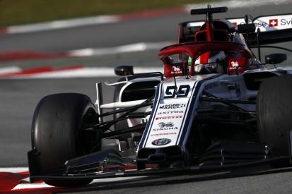 Kurios: Antonio Giovinazzi will Kimi Räikkönens Fahrstil kopieren