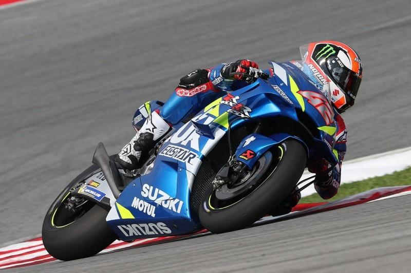 """Suzuki lobt Alex Rins: """"Treibt die Entwicklung seit einem Jahr voran"""""""