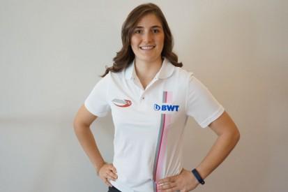 Tatiana Calderon steigt in die Formel 2 auf