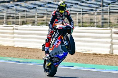 """Tom Lüthi nach Jerez-Test: """"Qualität war zum Schluss sehr hoch"""""""