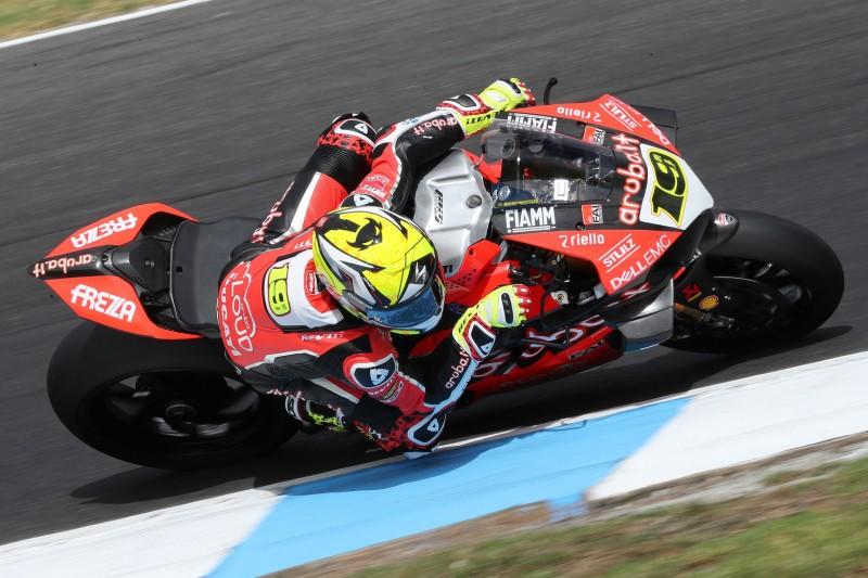 WSBK Phillip Island: Alvaro Bautista gewinnt souverän beim Superbike-Debüt