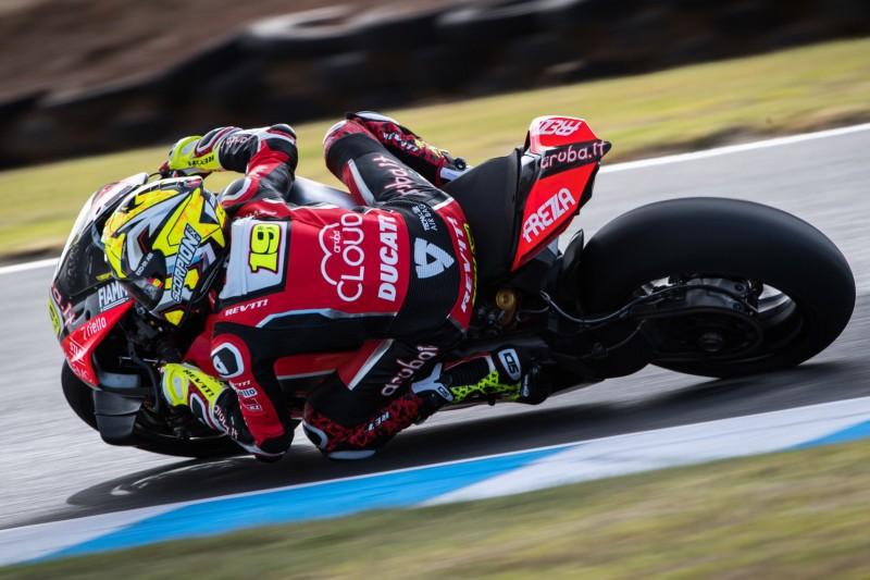 Ducati-Topspeed frustriert Rea: