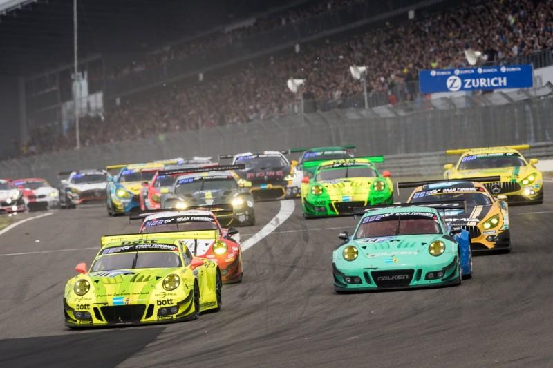 24h Nürburgring 2019: Zeitplan für Rennen und Trainings