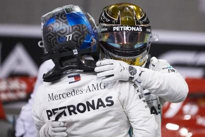 """Hamilton rechnet 2019 mit einem """"aggressiveren"""" Bottas"""