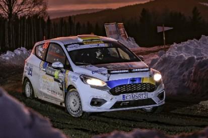 Wie der Saisonstart der Junior-WRC beinahe ins Wasser gefallen wäre
