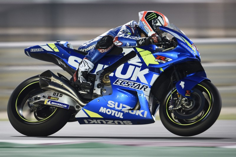 Suzuki peilt in der MotoGP Siege an: Alex Rins der Geheimtipp für 2019?