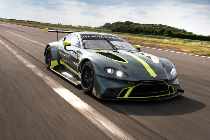 Garage 59 neues Aston-Martin-Team in der Blancpain GT