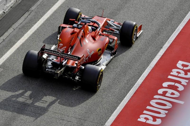 Technikexperte schätzt: Matte Ferrari-Lackierung spart drei Kilo Gewicht