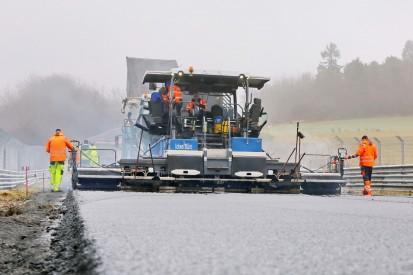 Bereit für die Saison: Bauarbeiten auf der Nordschleife abgeschlossen