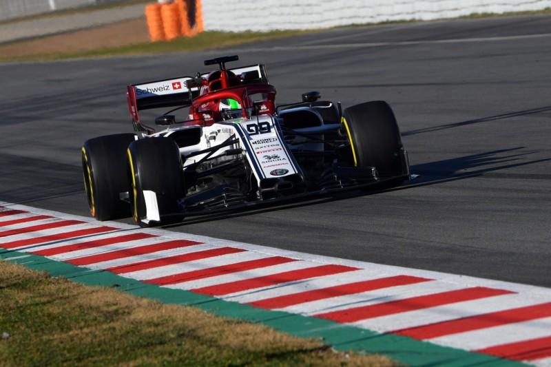 Formel-1-Tests 2019 Barcelona: Alfa Romeo sorgt für nächste Überraschung