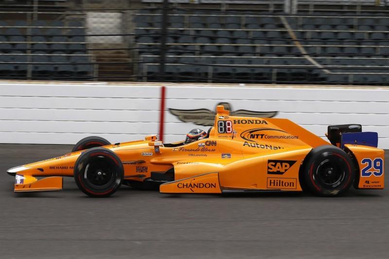 Indianapolis 500 2019: Fernando Alonso fährt mit Startnummer 66