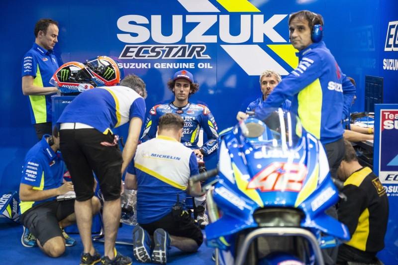 """""""Unglaublich gutes Gefühl"""": Suzuki-Fahrer Alex Rins ein Geheimfavorit?"""