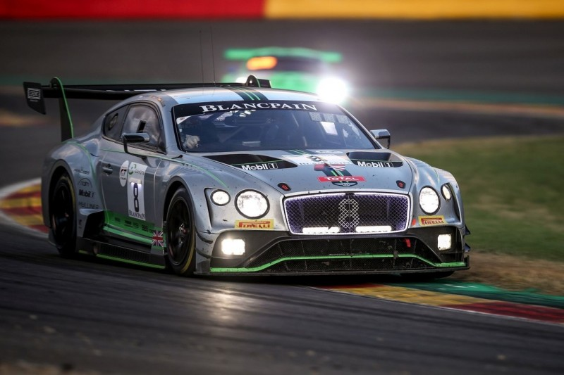 24h Nürburgring: Bentley auch 2019 nicht am Start