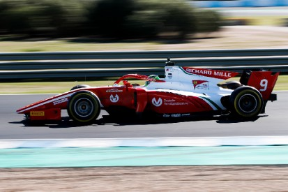 Formel-2-Tests Jerez 2019: Mick Schumacher im Spitzenfeld