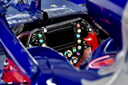Formel-1-Neuling Albon: Lenkrad verstehen und nutzen!