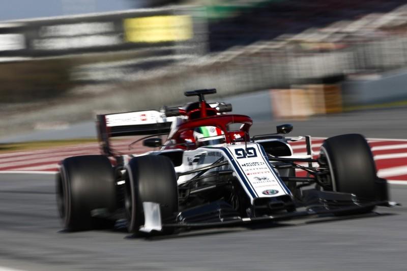 Giovinazzi: Alfa Romeo jetzt motivierter als zu Sauber-Zeiten