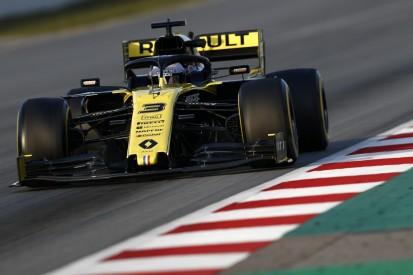 Daniel Ricciardo vermutet: Renault führt Mittelfeld an