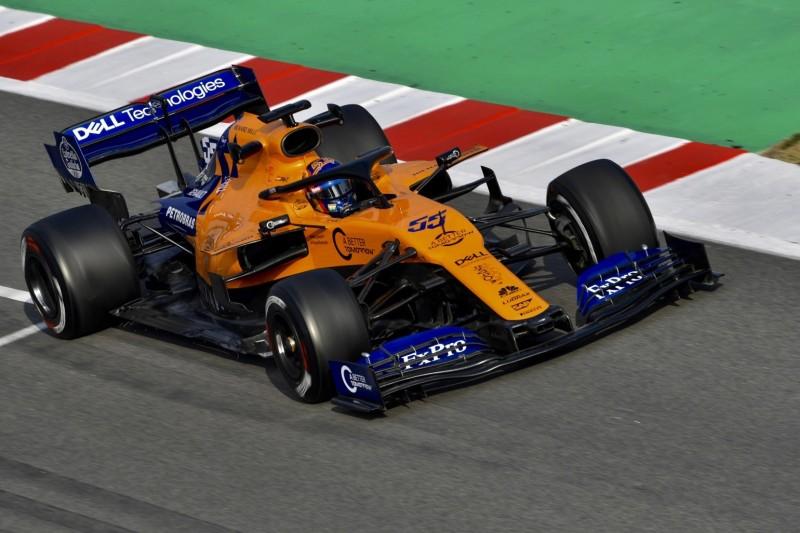 Formel-1-Tests 2019 Barcelona: Neue absolute Bestzeit durch McLaren