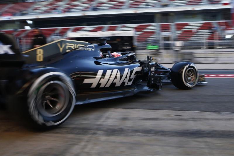 Trotz erneuter Zwangspause: Haas will die Kurve bekommen haben