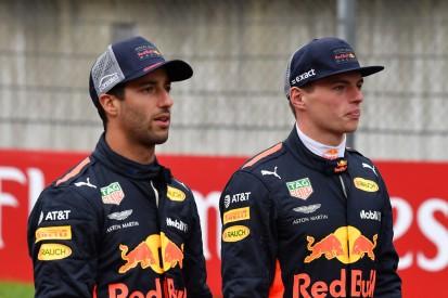 Ricciardo: Bin nicht vor Verstappen geflüchtet!
