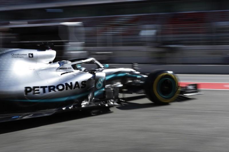 """Mercedes' Reifensorgen: Graining macht """"gewaltigen Unterschied"""""""