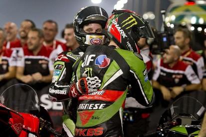 Kawasaki-Teamorder 2016: Jonathan Rea bereut es, Tom Sykes geholfen zu haben