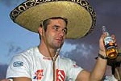 Loeb o Rajdzie Meksyku.