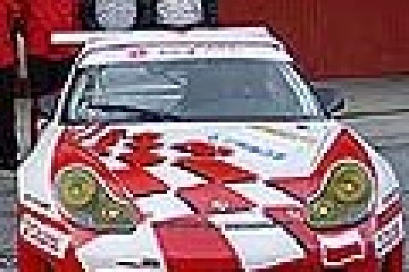 Prezentacja Alda Motorsport na Racing Show.