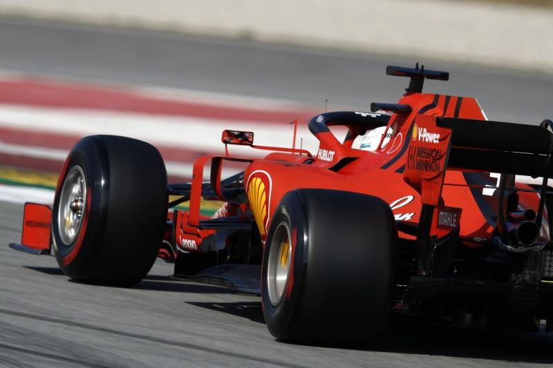 Formel-1-Tests 2019 Barcelona: Ferrari zu schnell für Mercedes!