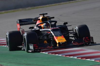 Trotz Teilenot und Pannenfinale: Neuer Red Bull laut Verstappen besser