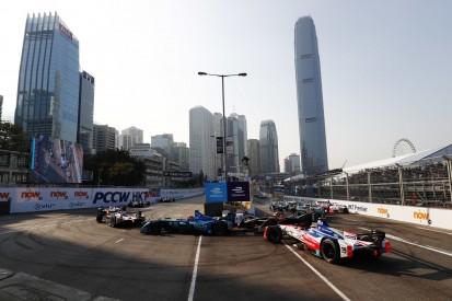 Formel E arbeitet an Zukunft des Hongkong-Rennens