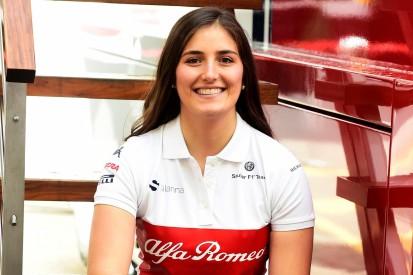 Alfa Romeo: Tatiana Calderon bleibt 2019 Testfahrerin