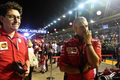 Binotto stellt klar: Leclerc darf gegen Vettel frei fahren