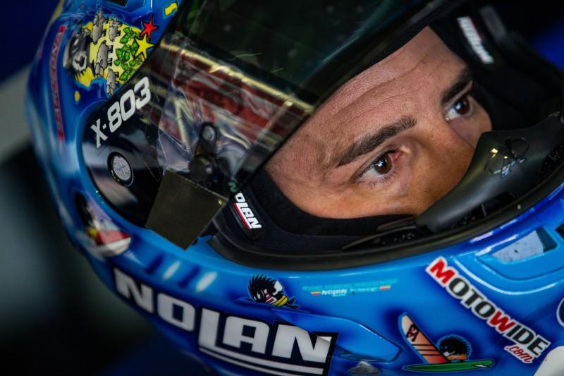 Falsch und gefährlich: Marco Melandri kein Fan vom neuen Superpole-Rennen