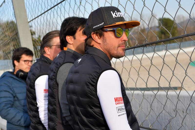 Fernando Alonso gibt zu: Formel-1-Comeback nicht ausgeschlossen