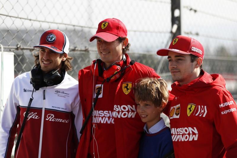 Wer fährt den Ferrari, wenn Sebastian Vettel ausfällt?
