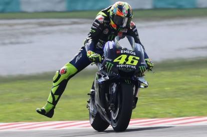 """Yamaha-Teamdirektor: """"Wenn heute das Rennen wäre, wäre Rossi vorne dabei"""""""