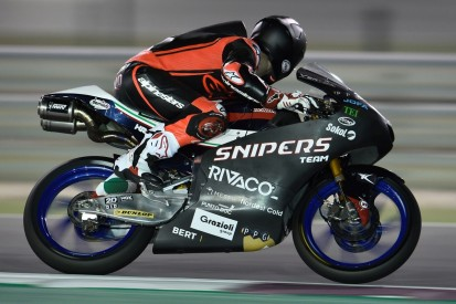 Moto3-Test in Katar: Romano Fenati knackt den Rundenrekord