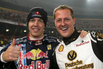 """Sebastian Vettel: Bei Schumacher """"ist vieles auch Legende"""""""
