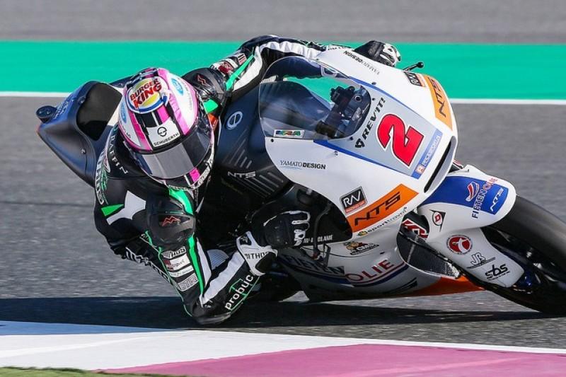 Unverhofftes Moto2-Comeback für Jesko Raffin