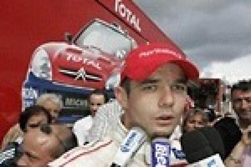 Martin wygrywa. Loeb i Citroen mistrzami świata!
