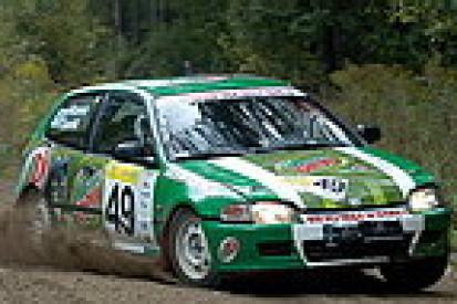 Górska Rosa Rally Team przed Cieszyńską Barbórką.
