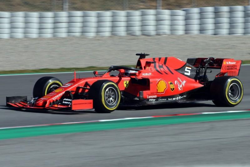 """WM-Titel mit Ferrari weiter Vettels Ziel: """"Man zählt nicht die Jahre mit ..."""""""