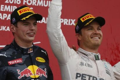 """Nico Rosberg lobt Verstappen: """"Ich hätte Max gerne als Teamkollegen"""""""