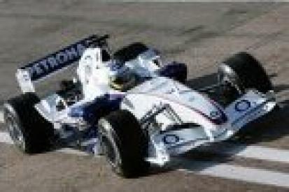 Heidfeld sprawdził F1.06