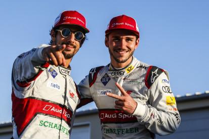 Besonderes Formel-E-Jubiläum für Audi in Hongkong