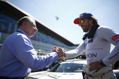 Todt über Fernando Alonso: Man muss auch gute Entscheidungen treffen ...